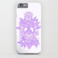 Purple Henna iPhone 6 Slim Case