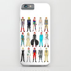 Outfits of Bowie Fashion on White Slim Case iPhone 6s