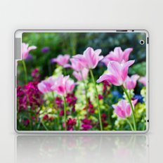 Flowers alive Laptop & iPad Skin