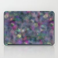 Dark Holographic iPad Case