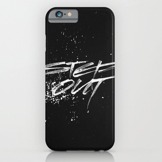 Step out iPhone & iPod Case