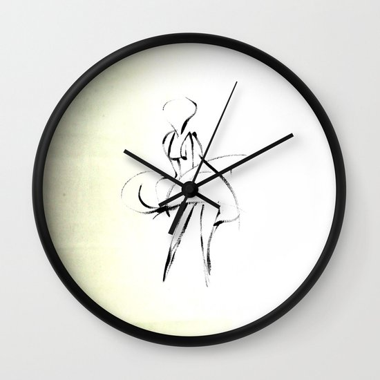 - Marilyn - Wall Clock