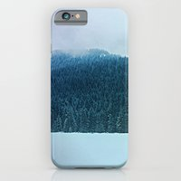 iPhone & iPod Case featuring Oregon Winter by Leah Flores
