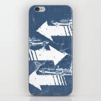 Back To The Future Minim… iPhone & iPod Skin