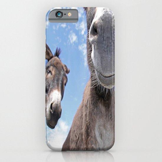 Funny Donkey iPhone & iPod Case