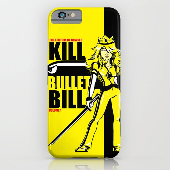 Kill Bullet Bill iPhone & iPod Case