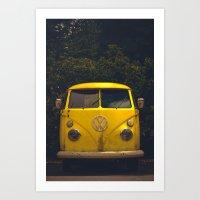 Adventuremobile Art Print