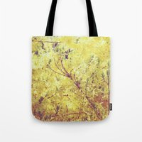 Yellow Flower - Forsythi… Tote Bag