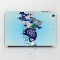 Brainvacation iPad Case