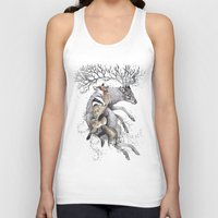 protect our wildlife  Unisex Tank Top