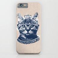 Queen Cat iPhone 6 Slim Case