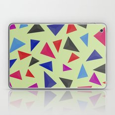 Colorful geometric pattern VIII Laptop & iPad Skin