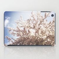 Blossoms in Spring iPad Case