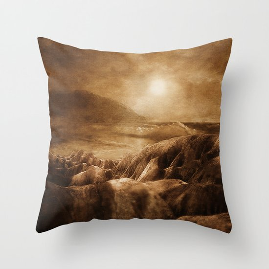 Chapter IX Throw Pillow
