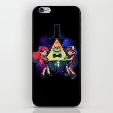 Gravity Falls iPhone & iPod Skin