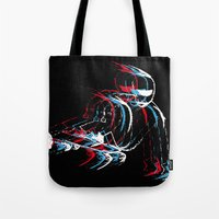 Rolling In The Deep Skat… Tote Bag