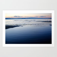 Lake Champlain Art Print