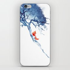 There's no way back iPhone & iPod Skin