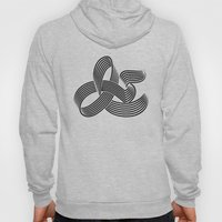 Eye bending Ampersand. Hoody