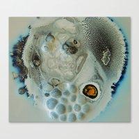 Gelidity Canvas Print