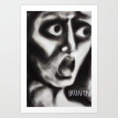 Chuck P Art Print