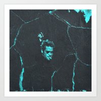 Tyler Durden Without The… Art Print