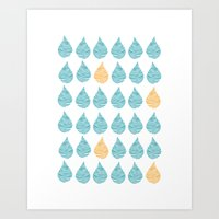 Rainy Day Art Print