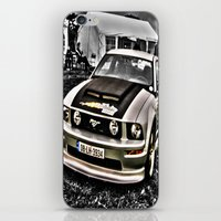 Poseur! iPhone & iPod Skin