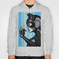 Catwomen In Color Hoody