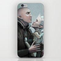 Dragon Age - Solas And I… iPhone & iPod Skin