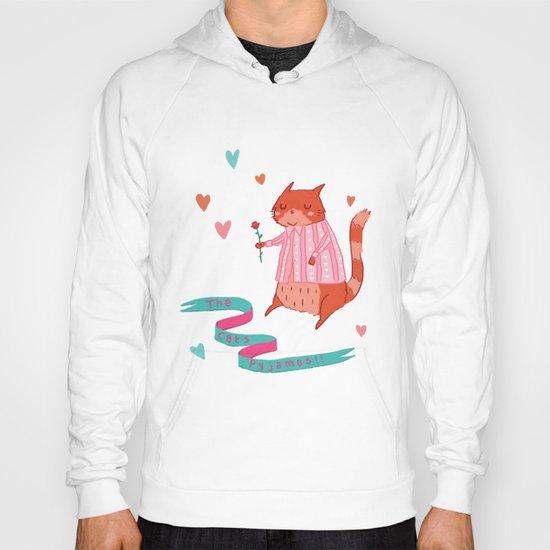 The Cat's Pyjamas Hoody