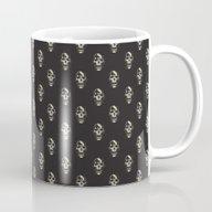 Scream (gold) Mug