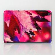 BEAUTIFUL LADYBUG iPad Case