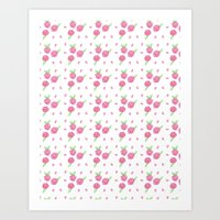 Pink 03 Art Print
