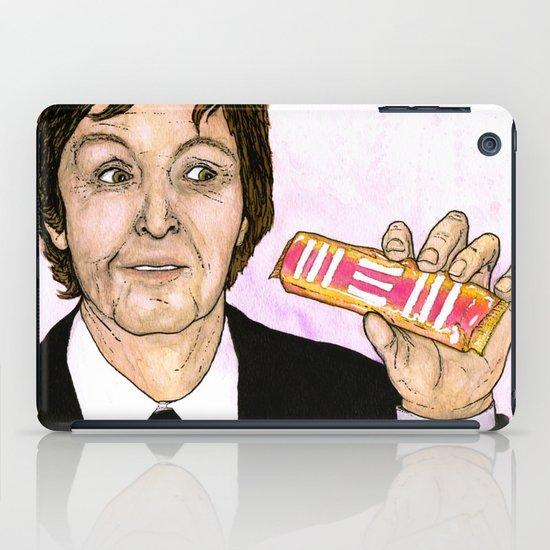 """NEW"" by Cap Blackard iPad Case"