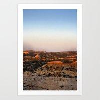 I-70 Spotting Art Print