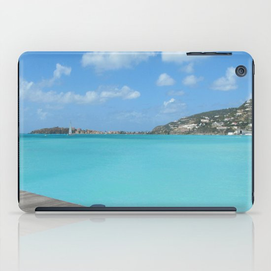 St. Maarten iPad Case