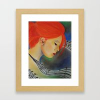 Surround Sound Framed Art Print