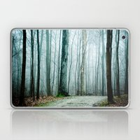 Feel The Moment Slip Awa… Laptop & iPad Skin