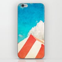 Under The Big Top iPhone & iPod Skin