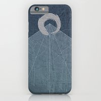 iPhone & iPod Case featuring All Things Are One by AfterDeath
