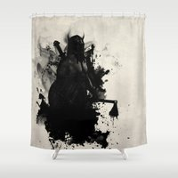 Viking Shower Curtain