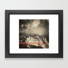 Stargaze. Framed Art Print