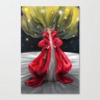 Faerie Queen Canvas Print