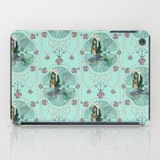 Mermaid Deco iPad Case
