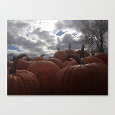 Haunting Season Canvas Print