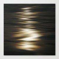 Light Flow 2 Canvas Print