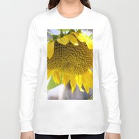 Take Cover [SUNFLOWER] Long Sleeve T-shirt
