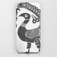 Peacock Symbolism iPhone 6 Slim Case