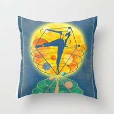 Balance Throw Pillow
